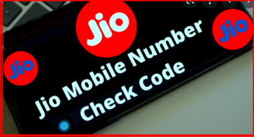 Jio Number Check Code